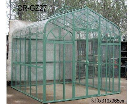 gazebo with glass,black gazebo,simple morden gazebo for garden