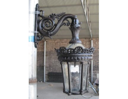 wrought iron outdoor lighting,wrought iron lamps,3 outdoor lamp post