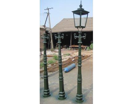 iron garden decor,garden fence lights,garden spike lights