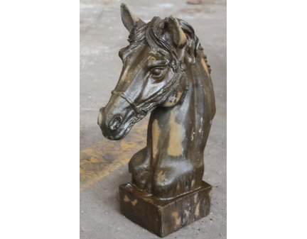 horse head for sale,iron animal sculptures