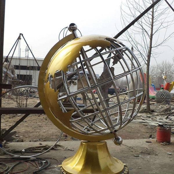 tellurion garden steel stainless sculpture-1-1F3101600290-L