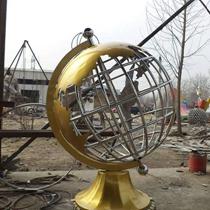 tellurion garden steel stainless sculpture-1-1G2111G6080-L
