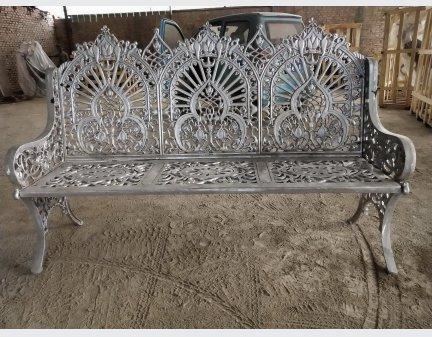 cast iron garden chair,cast iron outdoor chair