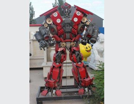 Iron Robot Man,Entertainment Robot