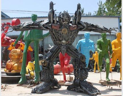 Modern Art Sculpture,High Quality Large Modern Sculpture