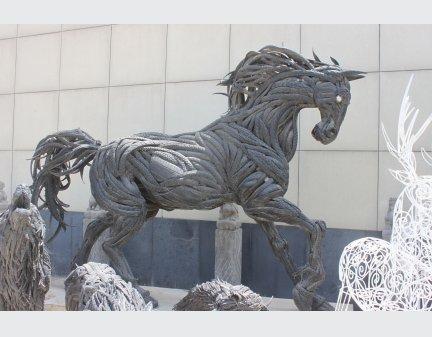 tire animal,Tire regeneration animal horse