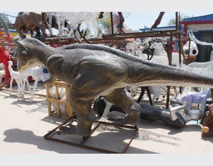 Fiberglass, Polyresin Craft,Art Sculpture dinosaur