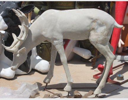 Garden Sculpture,Art,Fiberglass Polyresin Craft Animals zoo