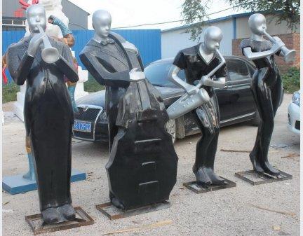 ,Fiberglass,Customize Artwork musician band