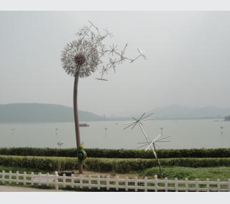 Art garden stainless steel Sculpture,Customize Artwork