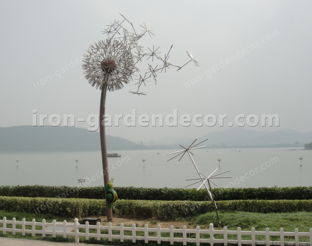 Art garden stainless steel Sculpture,Customize Artwork-2
