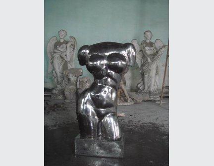 Stainless Steel Sculptures Garden abstract steel Sculpture