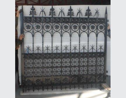 garden fence railing cheap fencing