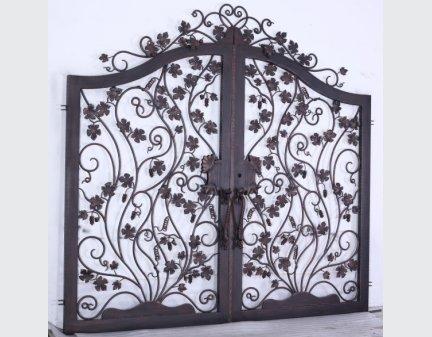 Sculptures,Modern Art Sculpture,modern iron gate,iron gate