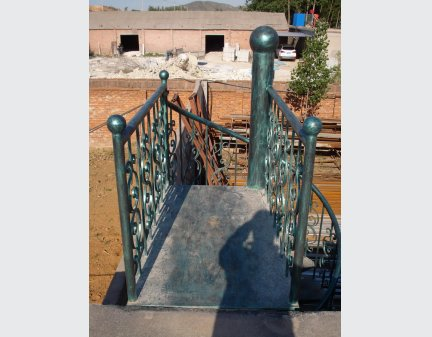 wrought iron Spiral Staircase ,Metals Stairs